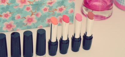 Lipsticks Saturday