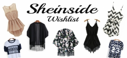 *Sheinside Wishlist*