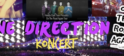 ONE DIRECTION KONCERT ONLINE