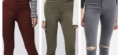 Tip Tuesday-Topshop Joni Jeans