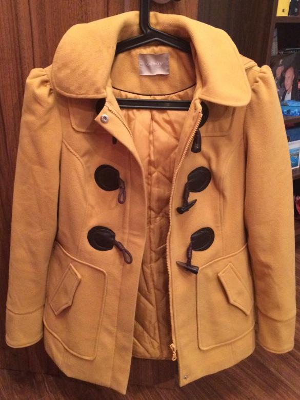 8139165d7 Áčkový módní kabát - 900 Kč - Trendbook