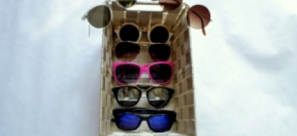 summer is coming - sunglasses collection
