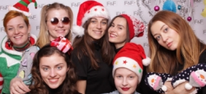 christmas party with F&F