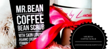mr. bean coffee bean scrub.