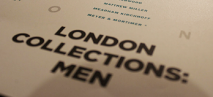 London Collections: Men (Day 1)