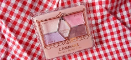 Canmake Perfect Stylist Eyes Review