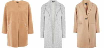AUTUMN JACKETS/COATS FROM TOPSHOP | INSPIRATION