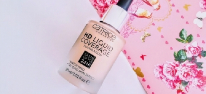 Catrice prevratný HD make-up