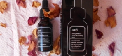 Klairs Midnight Blue Youth Activating Drop Serum Review