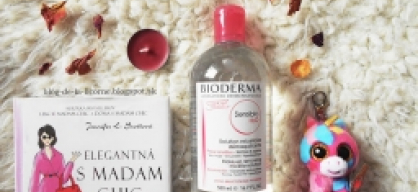 5 reasons why I love Bioderma Sensibio H2O