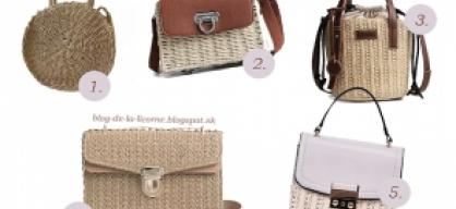 3 reaons why are straw bags a summer must-have