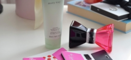 beauty tip: Mary Kay