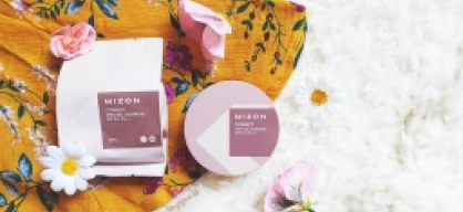 Mizon Correct Vita Oil Cushion SPF50+ Review