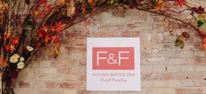 F&F AUTUMN/WINTER 2018