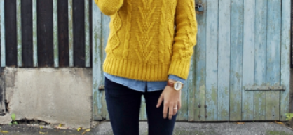 Mustard and Denim