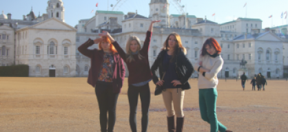 London With Girls